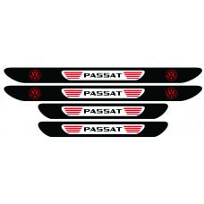 Set stickere praguri Passat, multicolor, decorativ