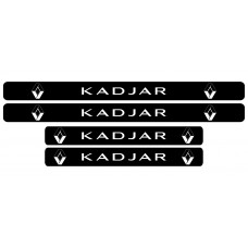 Set stickere praguri, Renault Kadjar