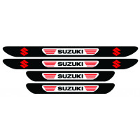 Set stickere praguri Suzuki, multicolor, decorativ